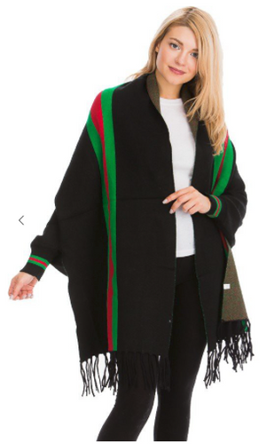 PONCHO - ALL STYLES AND COLORS