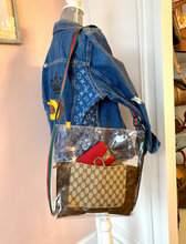 PRE-ORDER GUCCI REPURPOSED CLEAR TOTE