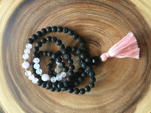 Peace & Contentment Mala