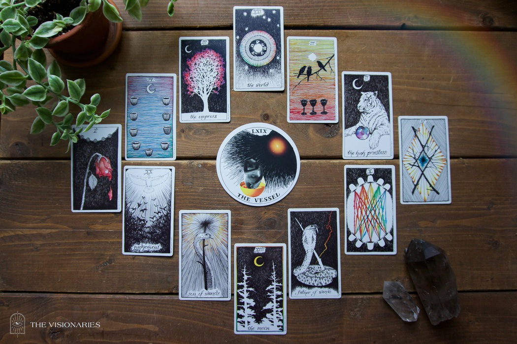 Year Ahead Spread Tarot Reading