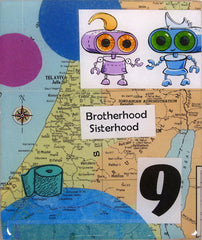 Johnny Botts art, Countdown to the election: Day 9-Brotherhood/Sisterhood