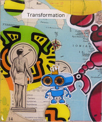 Johnny Botts art: Transformation