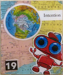 Johnny Botts art: Intention