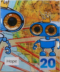 Johnny Botts art: Hope