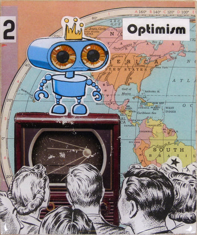 Countdown to the Election: Day 2-Optimism
