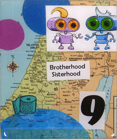 Countdown to the Election: Day 9-Brotherhood Sisterhood