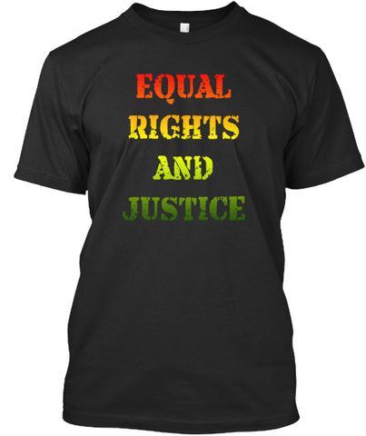 Equal Rights & Justice