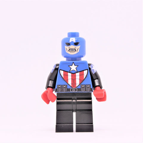 Captain America Minifigure-Free Shipping