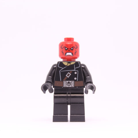 Red Skull minifigure-Free Shipping