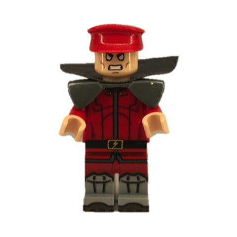 Street Fighter - M Bison