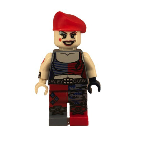 Batman - Harley Quinn Red Beret