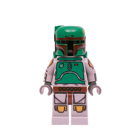 Star wars Boba Fettq Cloud City