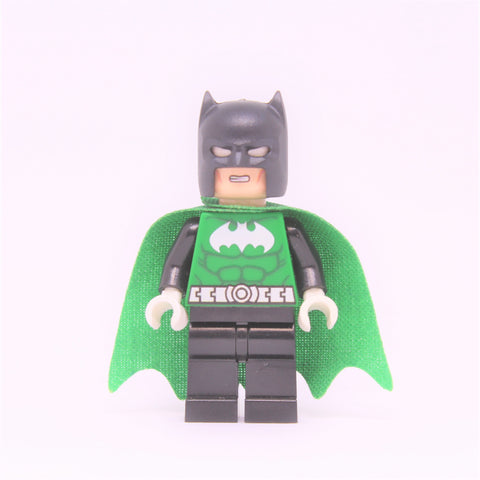 Green Lantern Batman