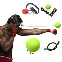 Boxing Fight Ball Reflex for Training to Improve Speed and Reactions