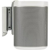 Wall Mount for SONOS PLAY:1 with installation hardware (Pair, White)