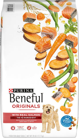 Beneful Originals with Real Salmon Dry Dog Food