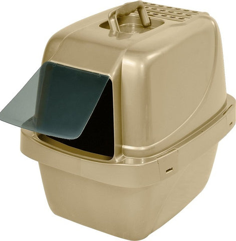 Van Ness Enclosed Sifting Cat Litter Pan