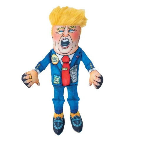 Fuzzu Political Parody Donald Special Edition Dog Toy