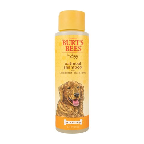 Burt's Bees Oatmeal Dog Shampoo with Colloidal Oat Flour and Honey