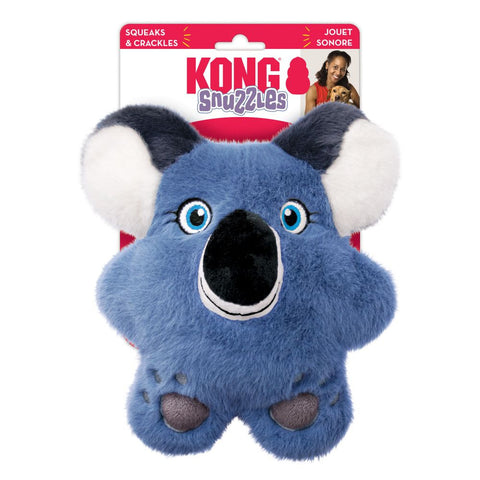 KONG Snuzzles Koala Plush Dog Toy