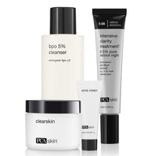 The Acne Control Regimen (4 piece)