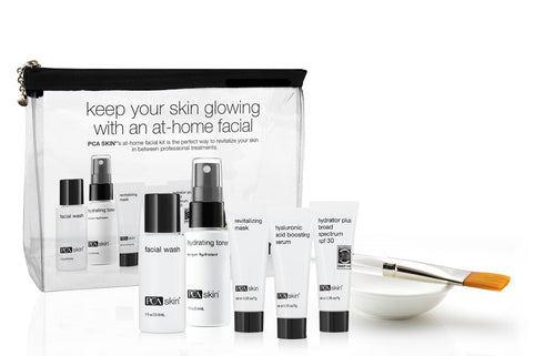 PCA Skin At-Home Facial Kit