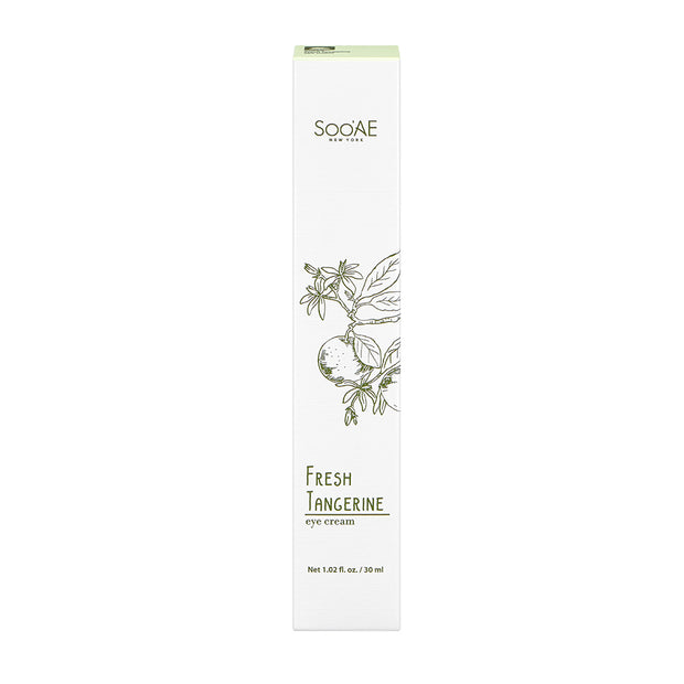 FRESH TANGERINE EYE CREAM - Soo'Ae Canada