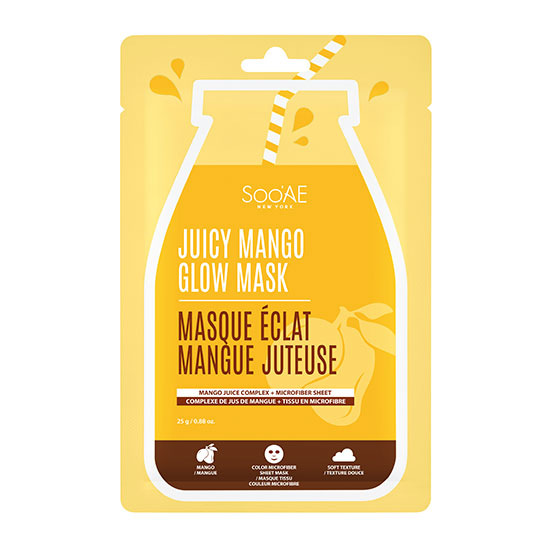 Juicy Mango Glow Mask - Soo'Ae Canada