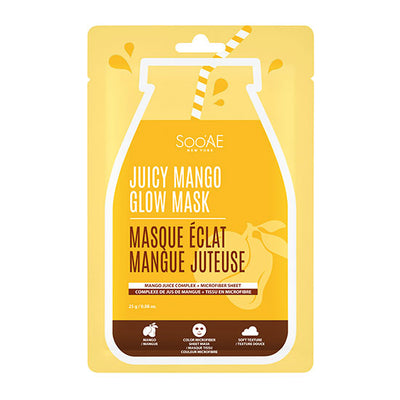 Juicy Mango Glow Mask