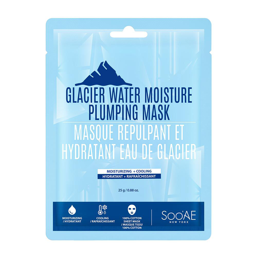Glacier Water Moisture Plumping Mask