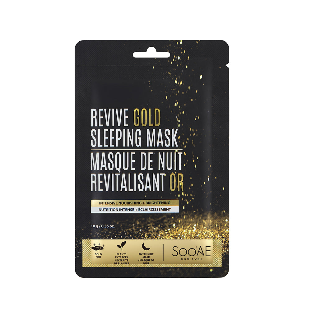 Revive Gold Sleeping Mask