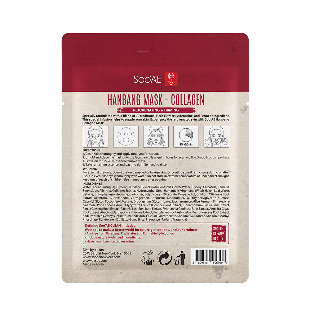 Hanbang Mask – Collagen