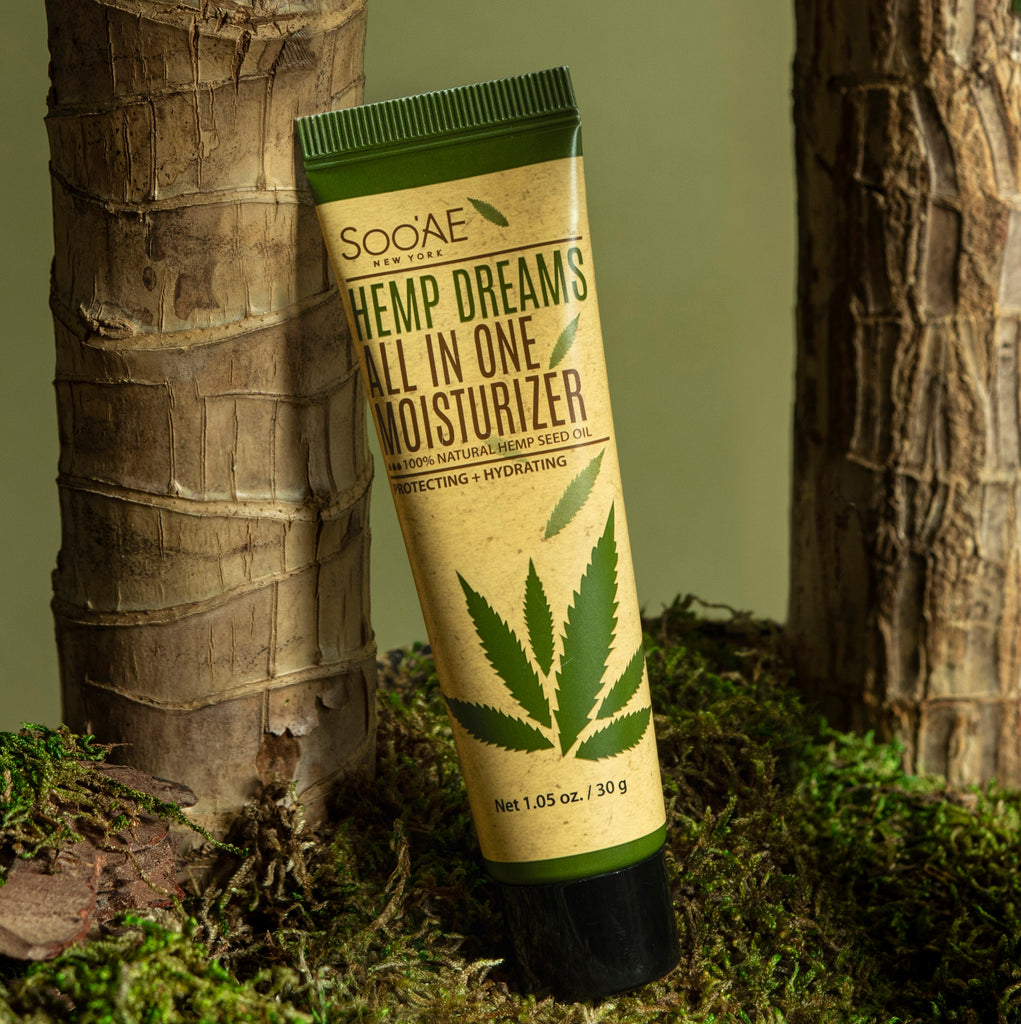 HEMP DREAMS ALL IN ONE MOISTURIZER, TRAVEL SIZE, 1.05 OZ
