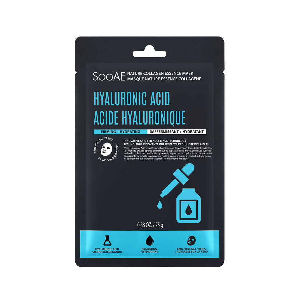 NATURE COLLAGEN MASK – HYALURONIC ACID