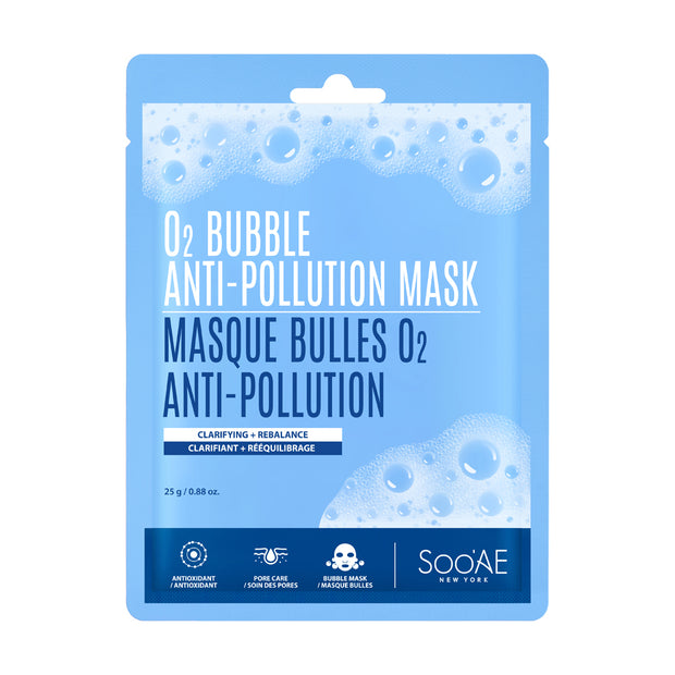 O2- Bubble Anti-Pollution Mask