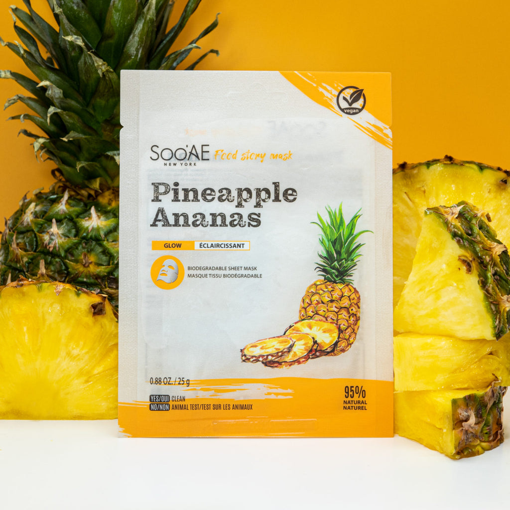 FOOD STORY – PINEAPPLE