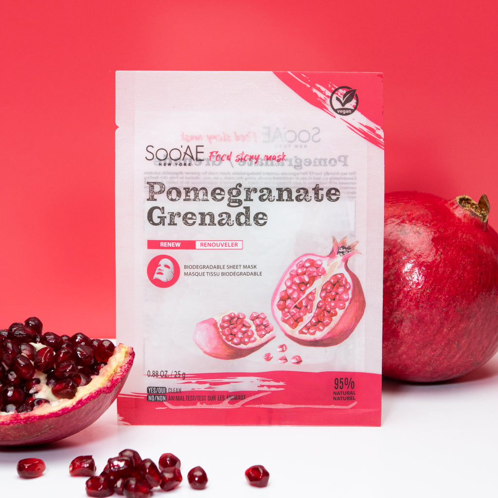 FOOD STORY – POMEGRANATE
