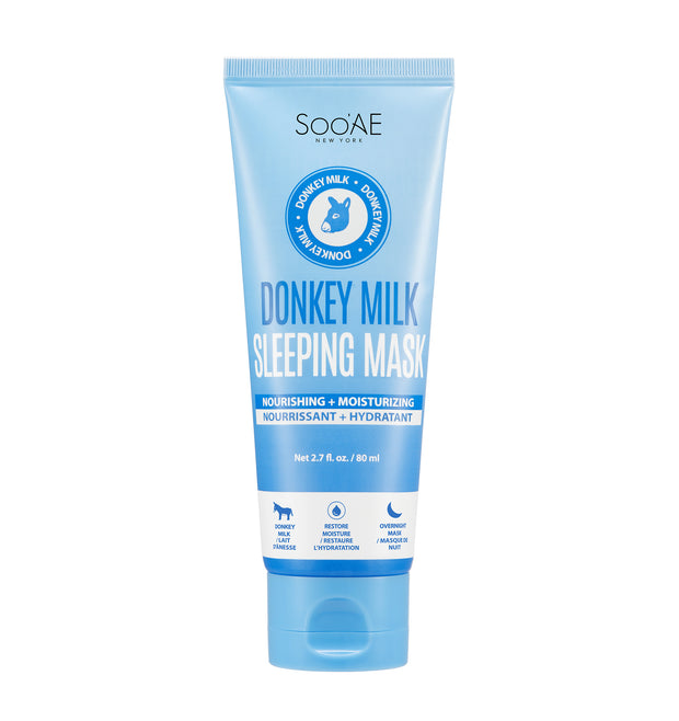 Donkey Milk Sleeping Mask Tube