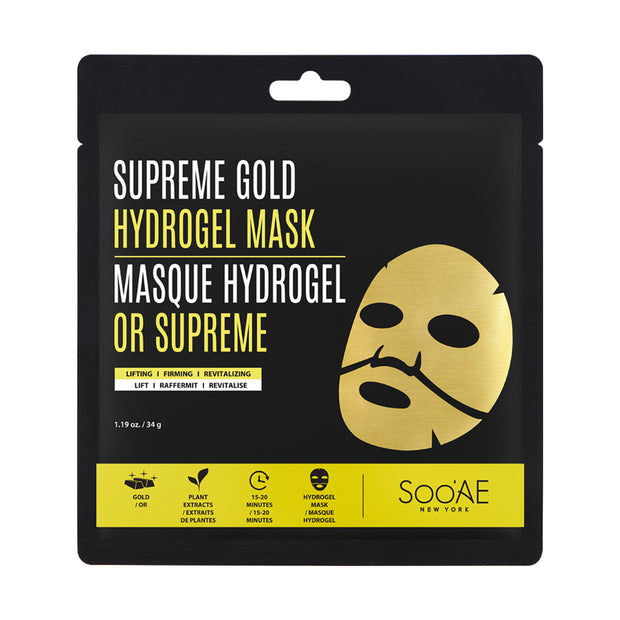 Supreme Gold Hydrogel Mask