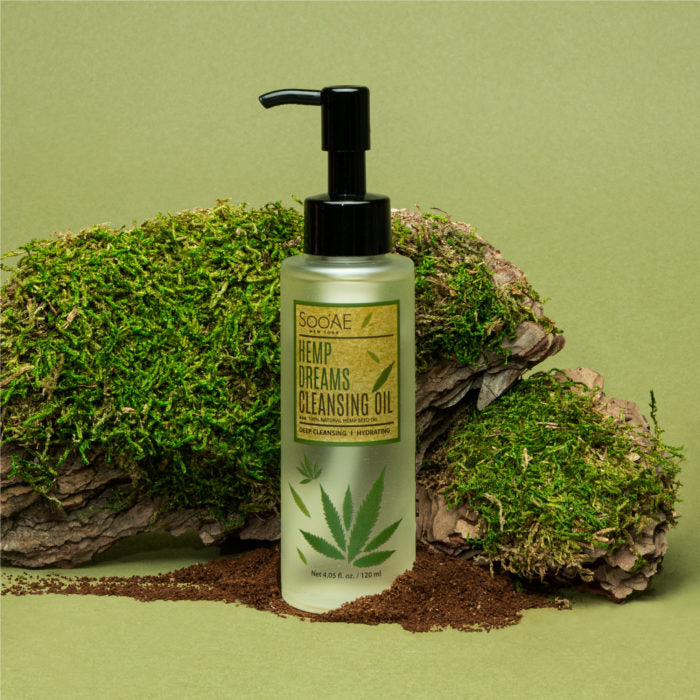 HEMP DREAMS CLEANSING OIL
