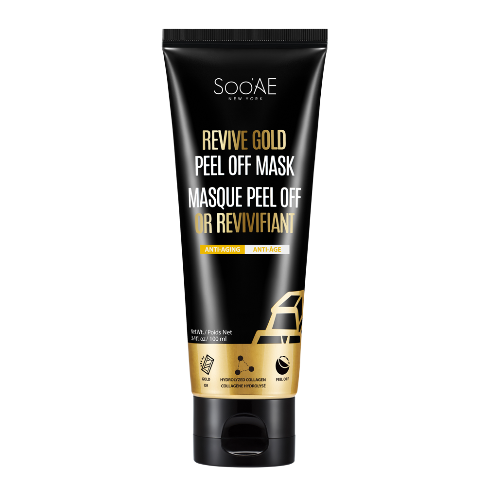 Revive Gold Peel Off Mask Tube - Soo'Ae Canada