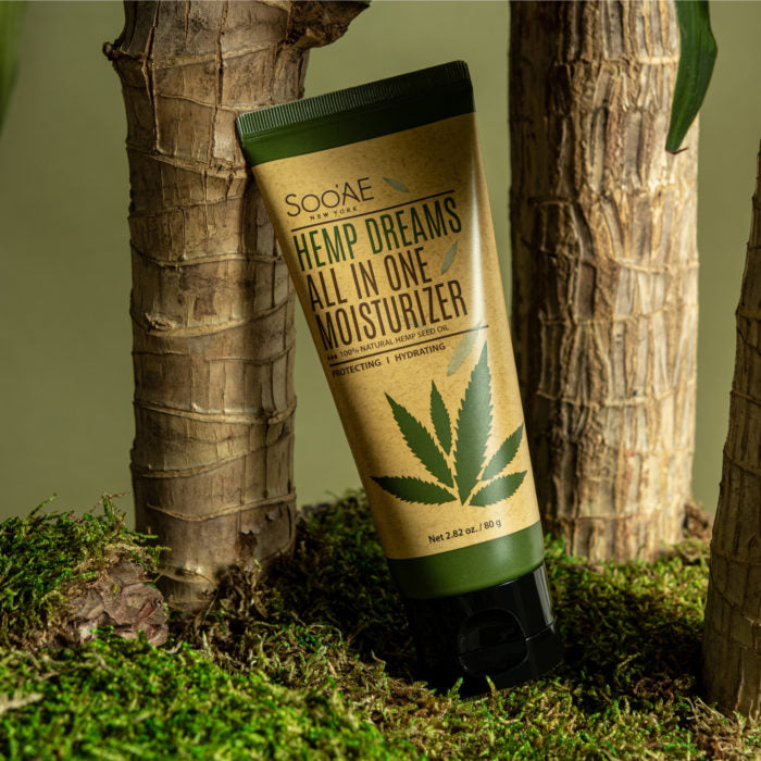 HEMP DREAMS ALL IN ONE MOISTURIZER