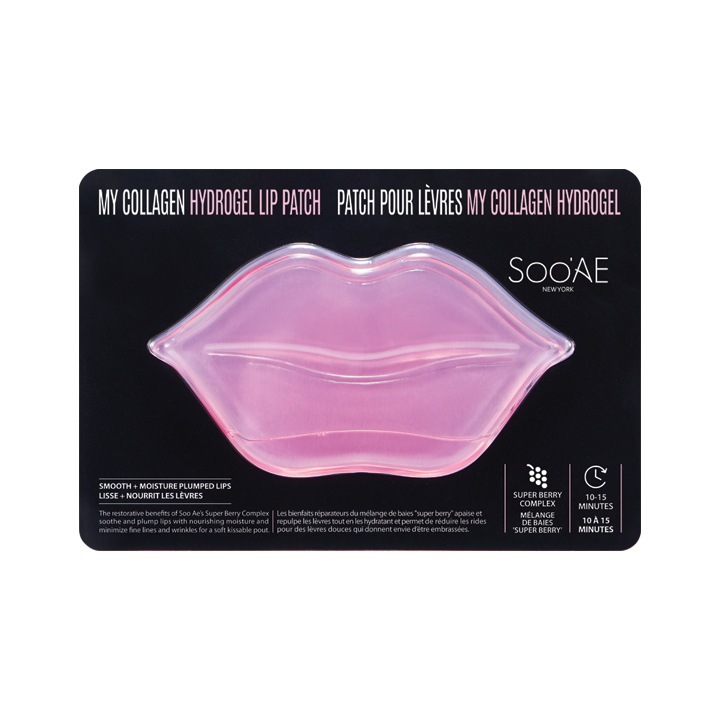 MY COLLAGEN HYDROGEL LIP PATCH