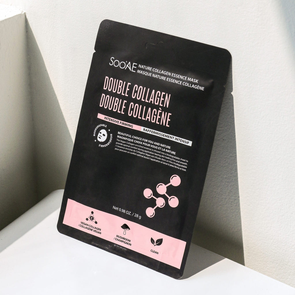 NATURE COLLAGEN MASK – DOUBLE COLLAGEN