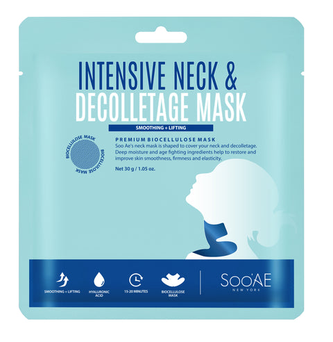 Intensive Neck & Decolletage Mask
