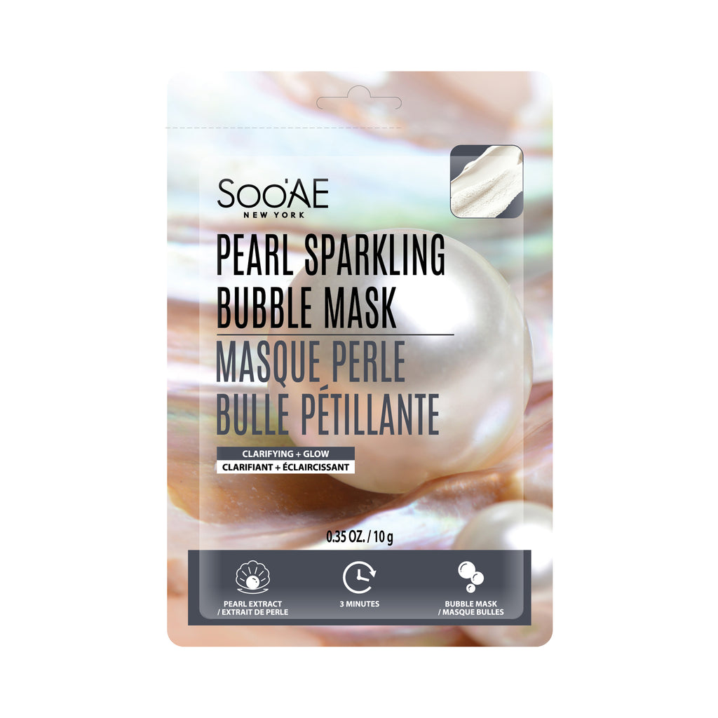 PEARL SPARKLING BUBBLE MASK