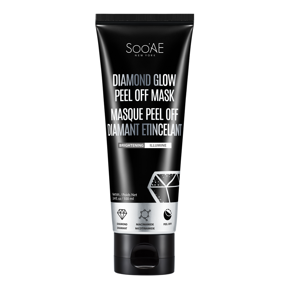 Diamond Glow Peel Off Mask - Soo'Ae Canada