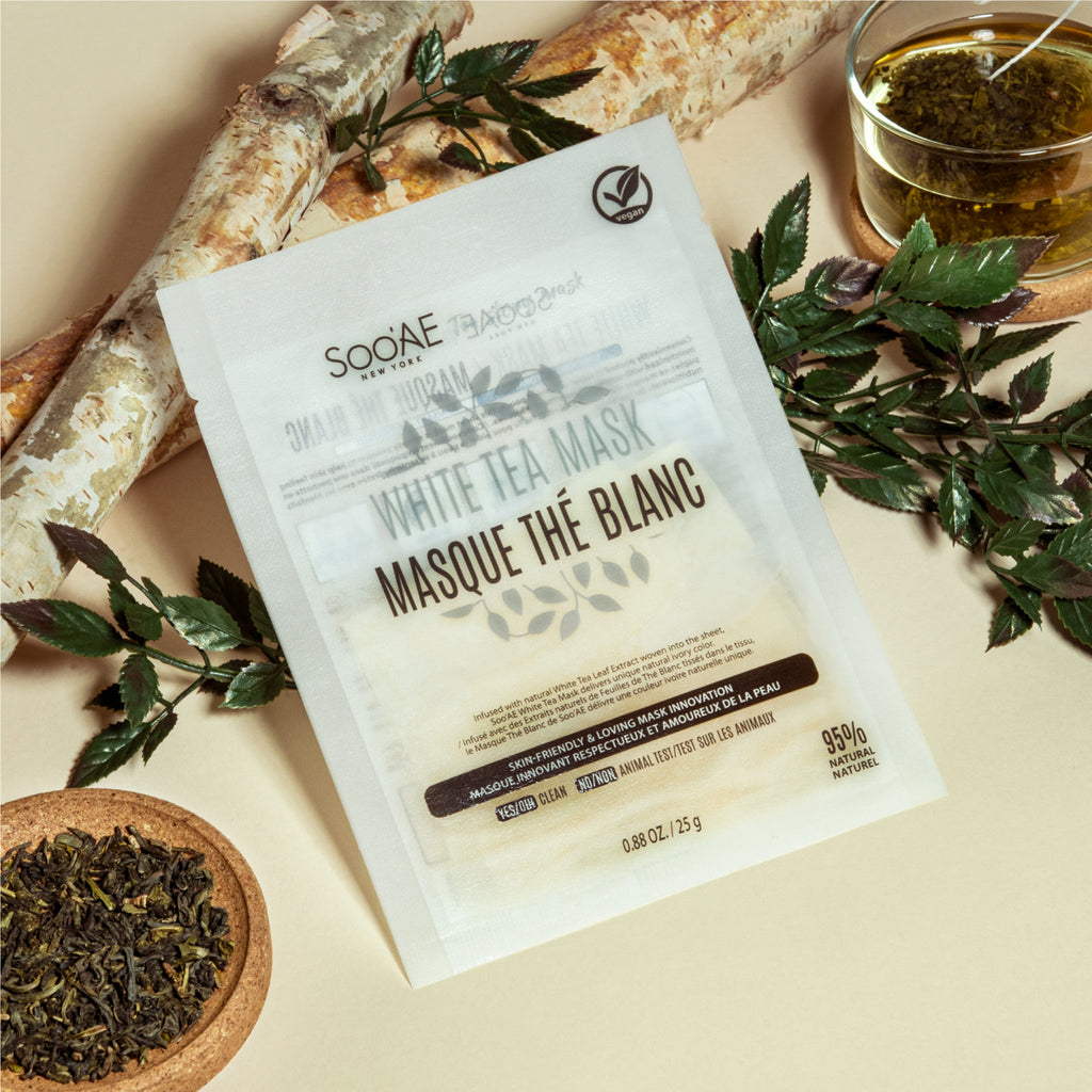 Tea Story – White Tea Mask