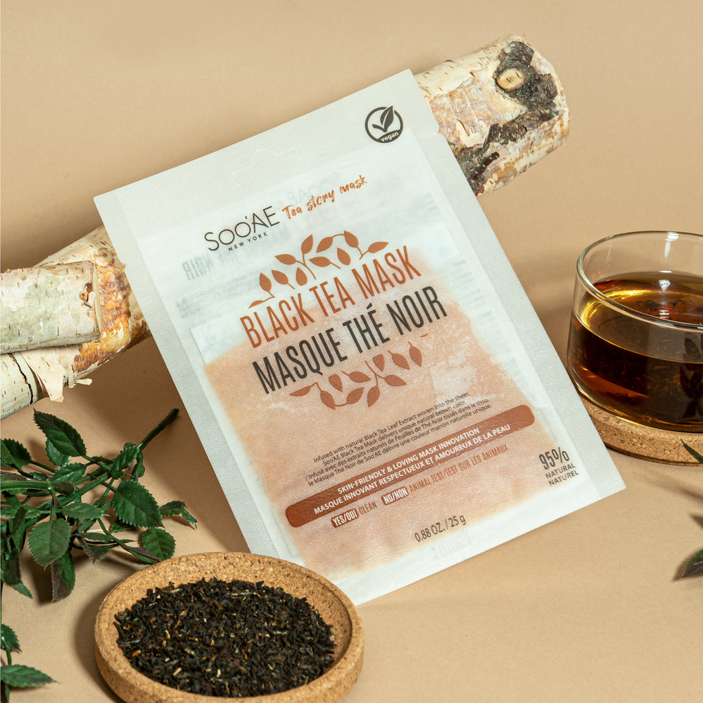 Tea Story – Black Tea Mask