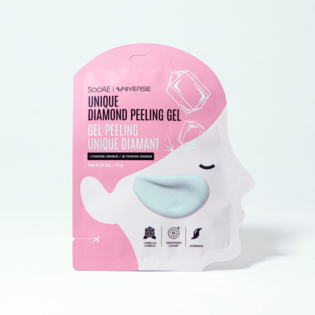 Unique Diamond Peeling Gel